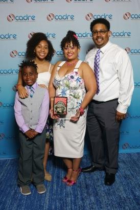 Trina Greene Brown & Family