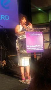 Trina Greene Brown acceptance speech