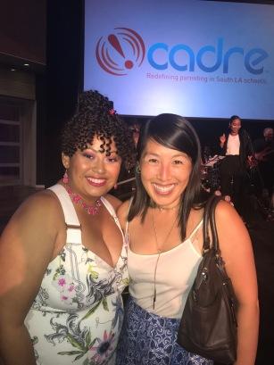 Trina Greene Brown & Priscilla Hung (Move to End Violence