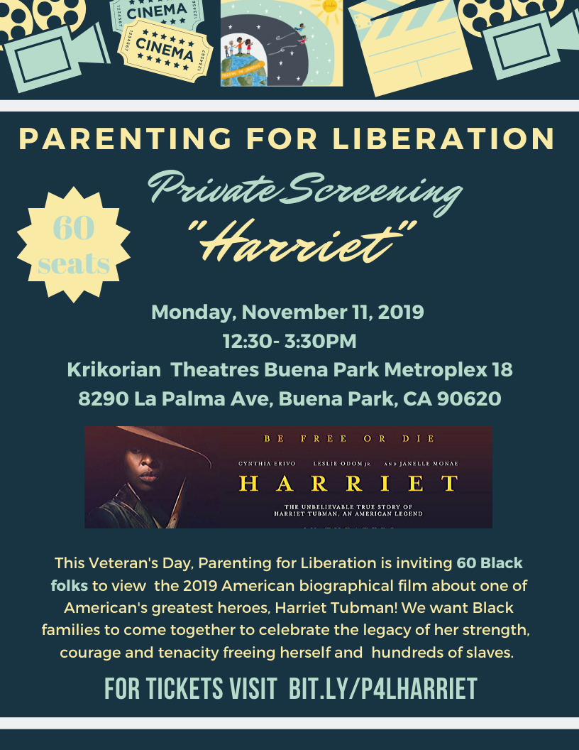 P4L Harriet Screening